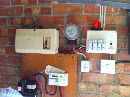 New fuse bo Radlett, Colindale, Ealing, Bushey, Chorleywood ... Fuse Box Tripped Switch on fuse tool, fuse cover, relay box, circuit breaker box, contactor box, fuse adapters,