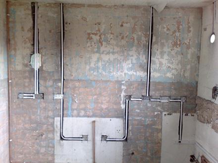 Re Wiring Radlett Colindale Ealing Bushey Chorleywood